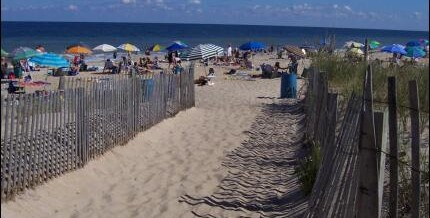 Jersey Shore's Stone Harbor will leave beach-lovers smiling