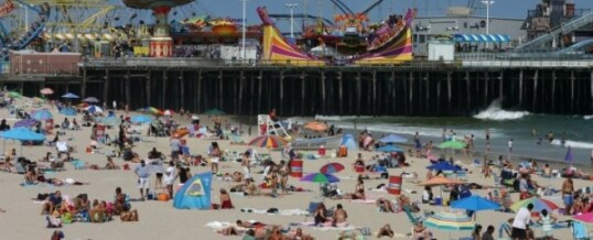 Hurricane Sandy battered Jersey Shore, but the vacation hot spot is back to its fabulous self