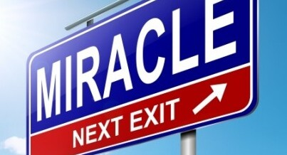 Visit the Jersey Shore and witness a miracle!